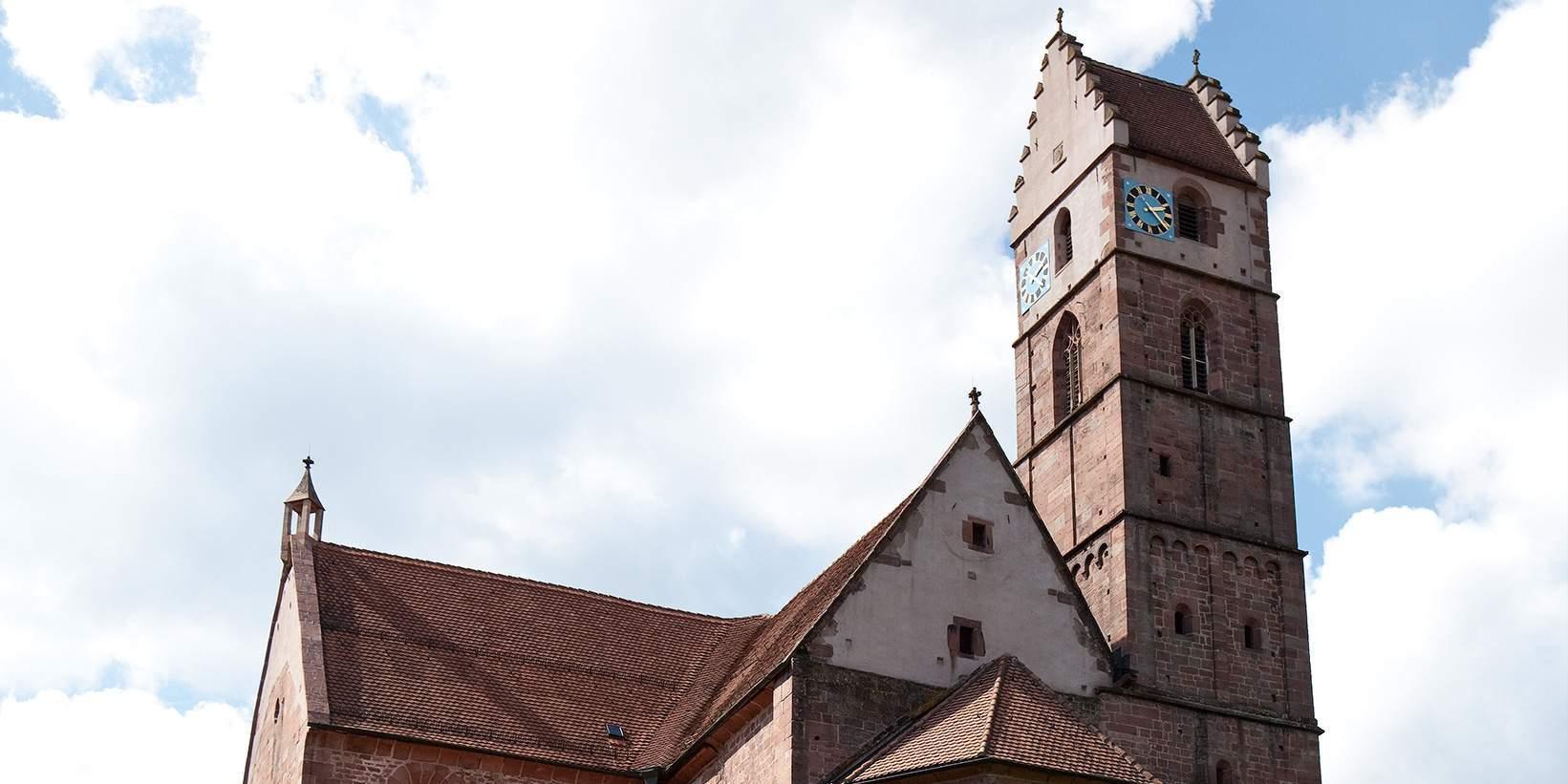 Kloster Alpirsbach;  Foto: Staatliche Schlösser und Gärten Baden-Württemberg, Achim Mende