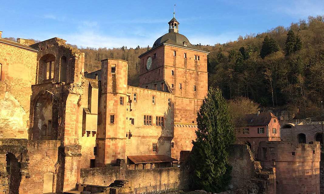 Ansicht von Schloss Heidelberg; Foto: Staatsanzeiger für Baden-Württemberg, Petra Schaffrodt