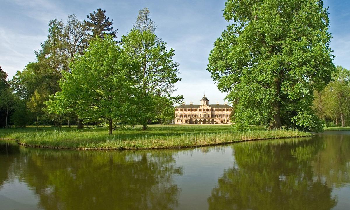 Schloss Favorite Rastatt; Foto: Staatliche Schlösser und Gärten Baden-Württemberg, Andrea Rachele