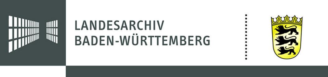 Logo des Landesarchivs Baden-Württemberg