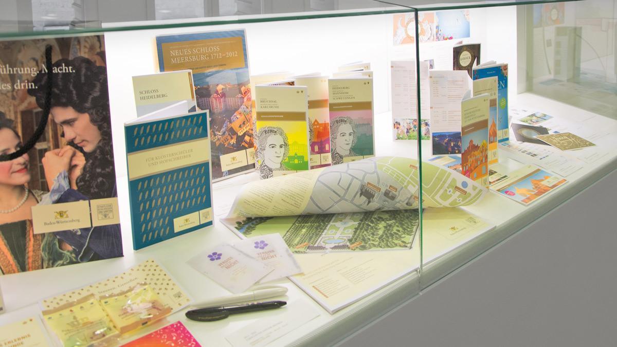 Ausstellung im Haus der Wirtschaft in Stuttgart; Foto: Staatliche Schlösser und Gärten Baden-Württemberg, Stefanie Kaulich