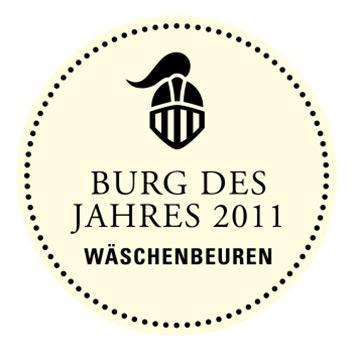 """Auszeichnung """"Burg des Jahres 2011"""" der Staatlichen Schlösser und Gärten Baden-Württemberg"""