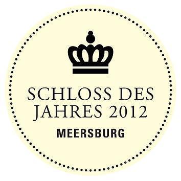 """Auszeichnung """"Schloss des Jahres 2012"""" der Staatlichen Schlösser und Gärten Baden-Württemberg"""