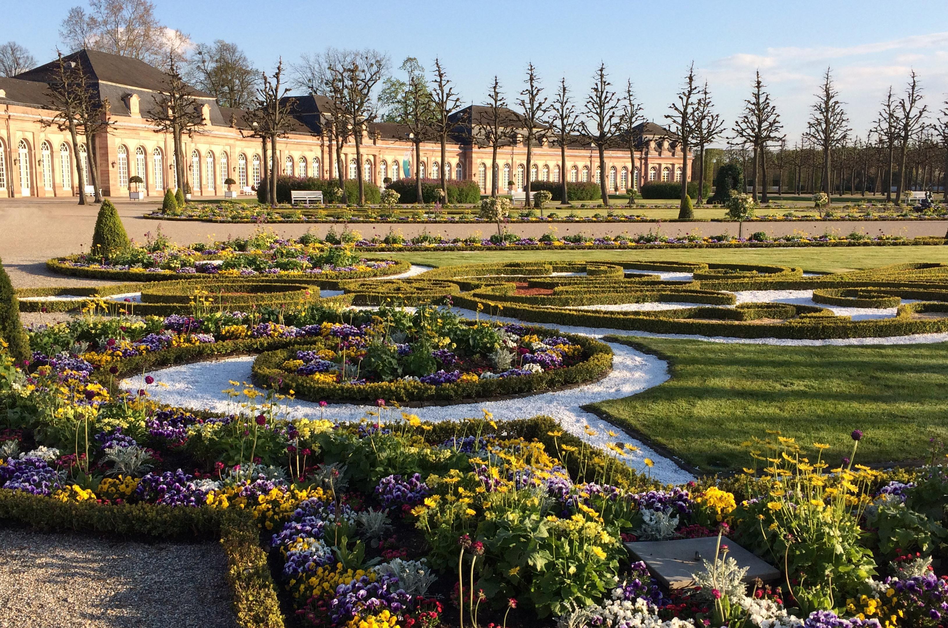Schlossgarten Schwetzingen; Foto: Staatsanzeiger für Baden-Württemberg, Petra Schaffrodt