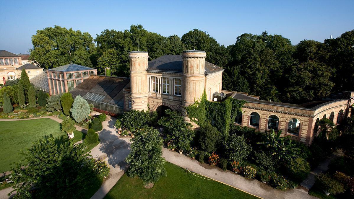 Botanischer Garten Karlsruhe; Foto: Staatliche Schlösser und Gärten Baden-Württemberg, Achim Mende