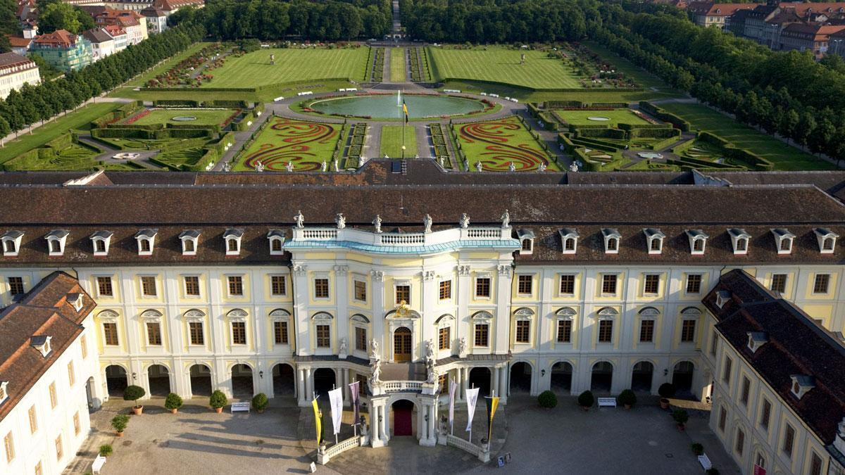 Residenzschloss Ludwigsburg; Foto: Staatliche Schlösser und Gärten Baden-Württemberg, Achim Mende