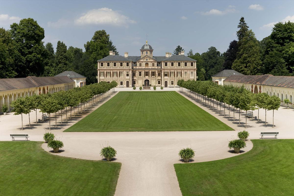 Schloss Favorite Rastatt; Foto: Staatliche Schlösser und Gärten Baden-Württemberg, Christoph Hermann