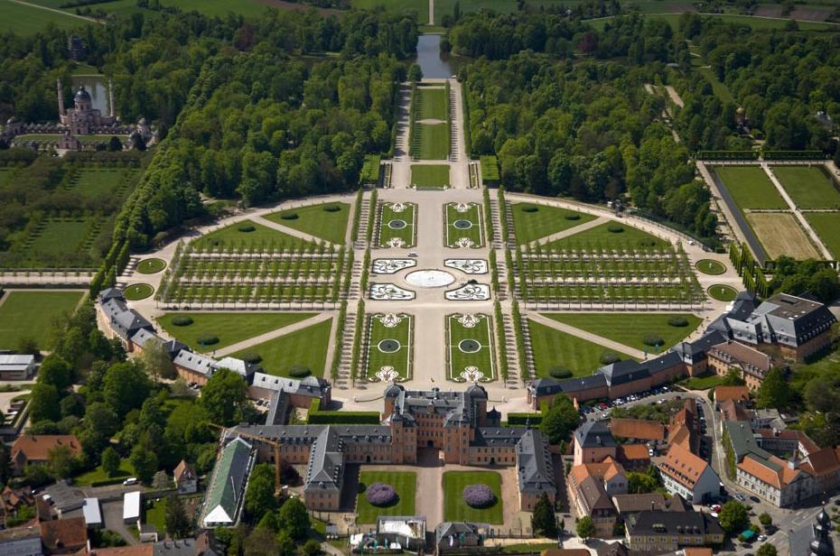 Schlossgarten Schwetzingen; Foto: Staatliche Schlösser und Gärten Baden-Württemberg, Achim Mende