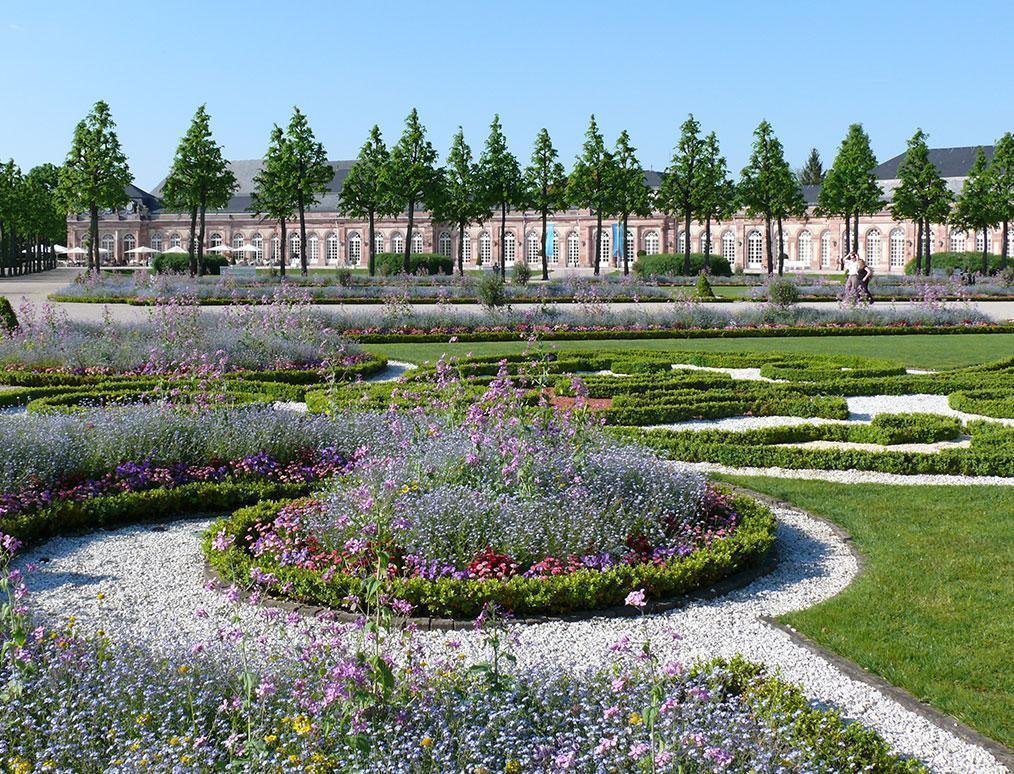 Schlossgarten Schwetzingen; Foto: Staatliche Schlösser und Gärten Baden-Württemberg, Ortsverwaltung Schwetzingen