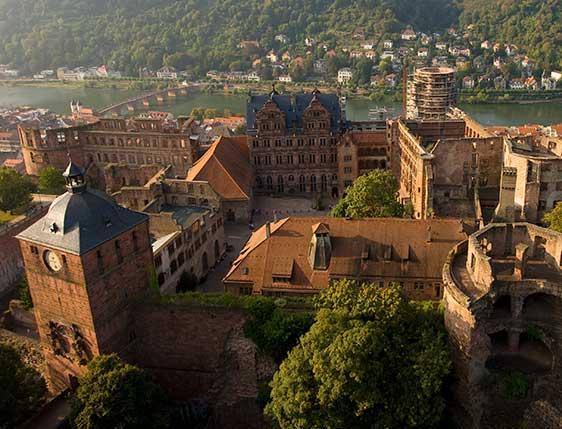 Schloss Heidelberg;  Foto: Staatliche Schlösser und Gärten Baden-Württemberg, Achim Mende
