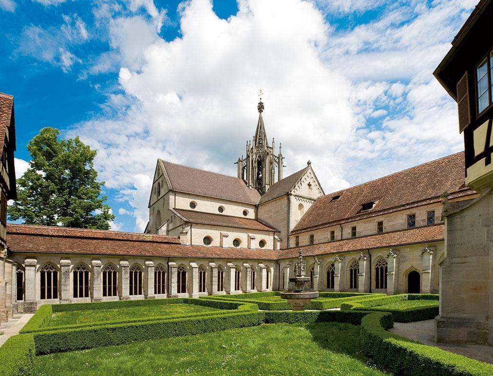 Kloster und Schloss Bebenhausen; Foto: Staatliche Schlösser und Gärten Baden-Württemberg, Christoph Hermann