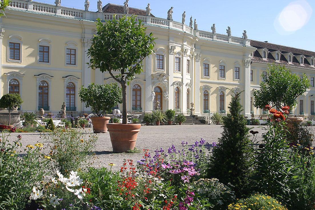 Residenzschloss Ludwigsburg; Foto: Blühendes Barock