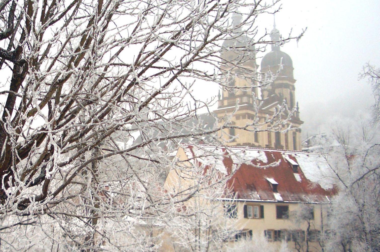Kloster Schöntal; Foto: Staatliche Schlösser und Gärten Baden-Württemberg, Arnim Weischer