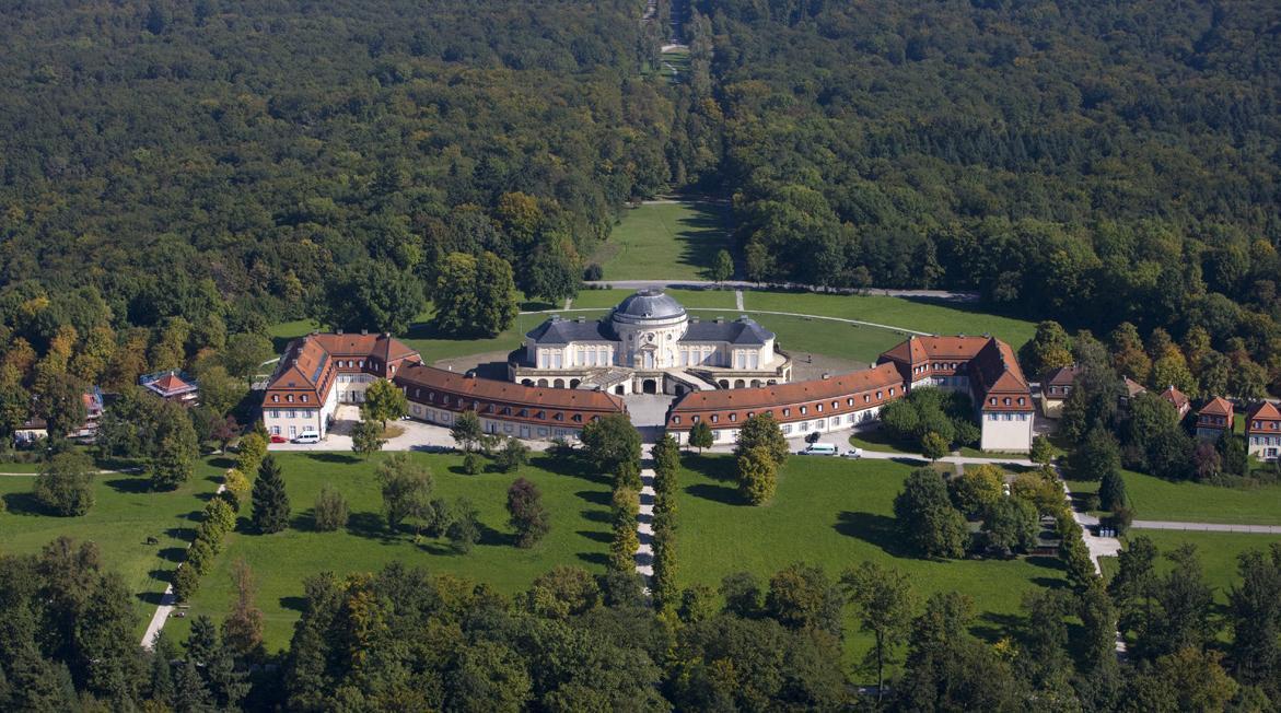 Schloss Solitude; Foto: Staatliche Schlösser und Gärten Baden-Württemberg, Achim Mende