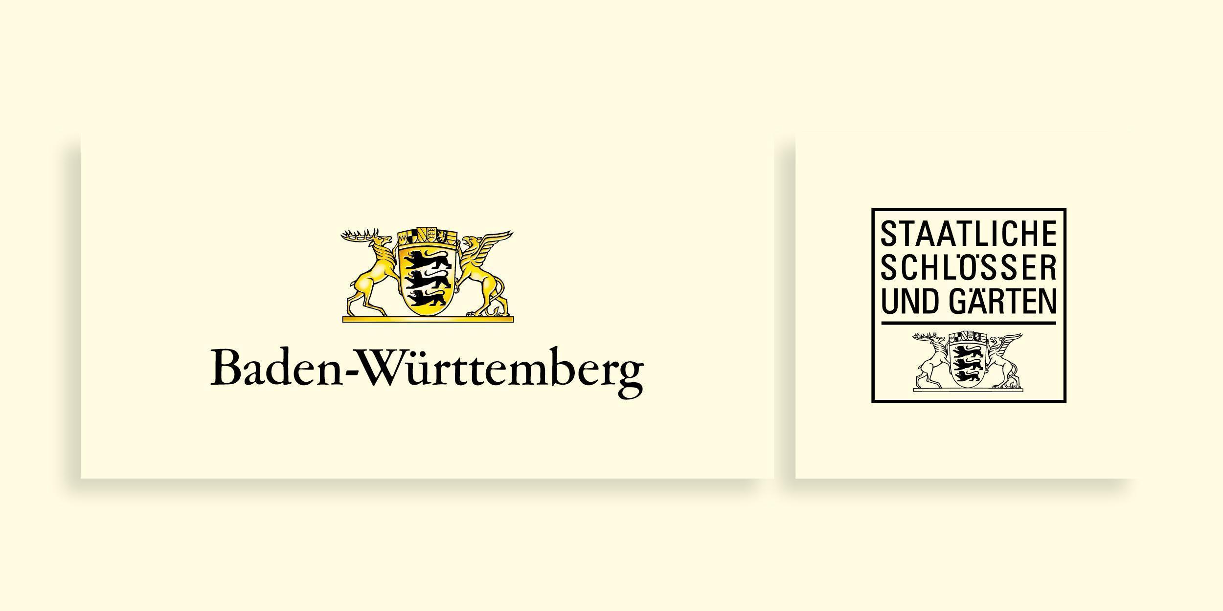 Logo der Staatlichen Schlösser und Gärten Baden-Württemberg