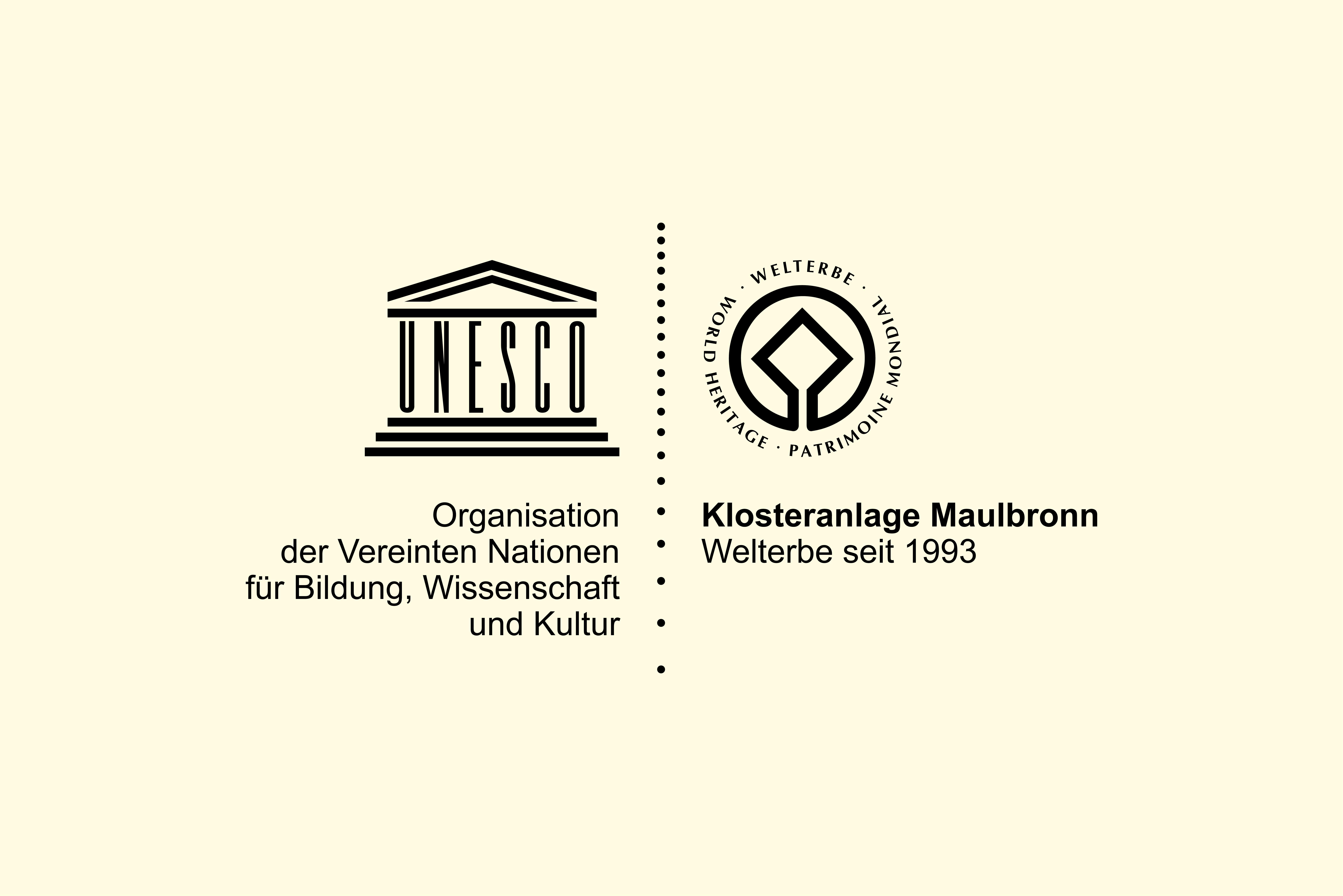 Logo Unesco; Illustration: Deutsche UNESCO-Kommision e.V.