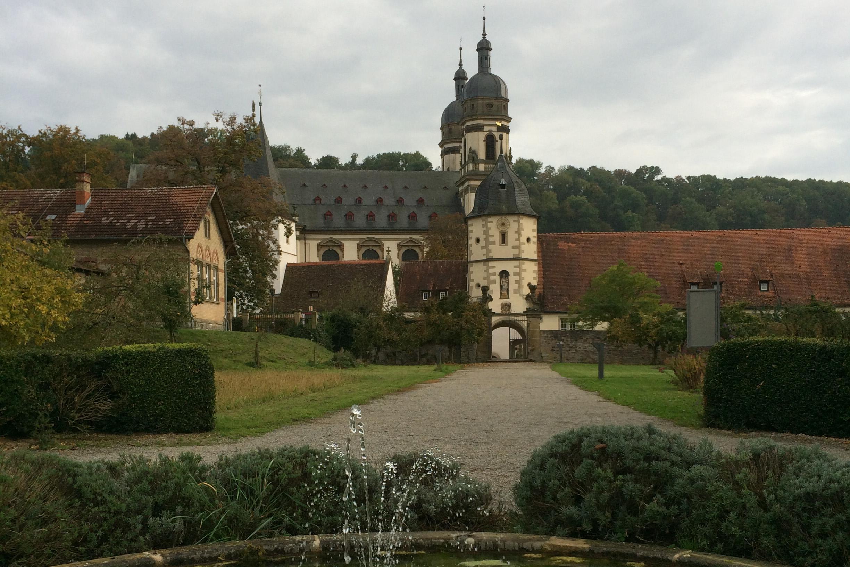 Außenansicht Kloster Schöntal; Foto: Staatsanzeiger für Baden-Württemberg, Anja Stangl