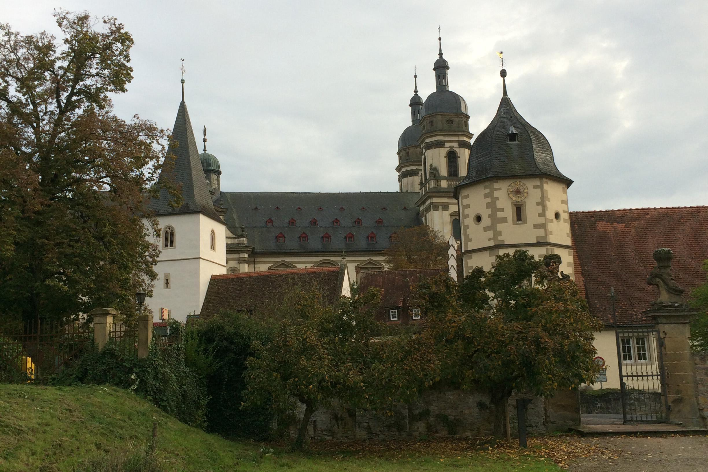 Exterior of Schöntal Monastery. Image: Staatsanzeiger für Baden-Württemberg, Anja Stangl