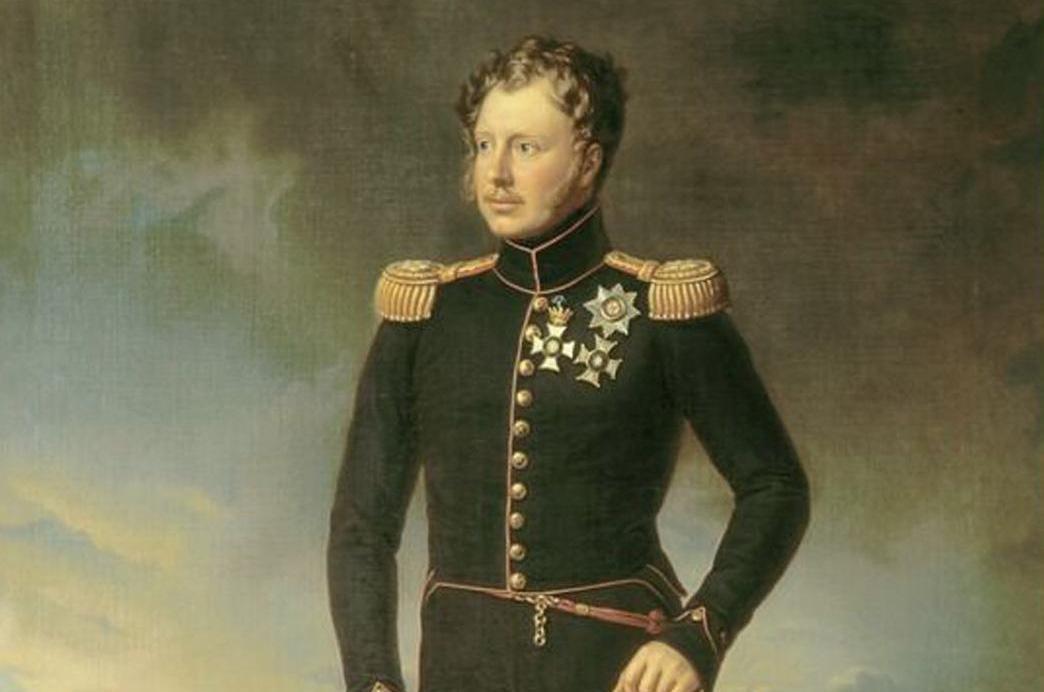 König Wilhelm I. von Württemberg, Gemälde von Stieler um 1816; Foto: Landesmedienzentrum Baden-Württemberg, Dieter Jäger