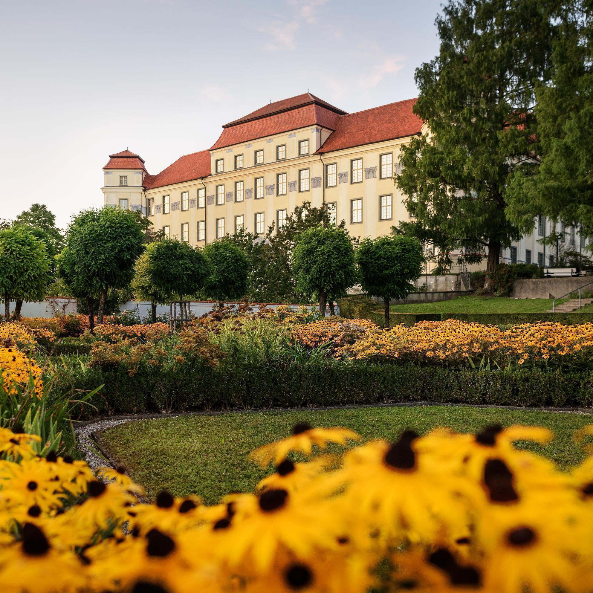 Neues Schloss Tettnang; Foto: Staatliche Schlösser und Gärten Baden-Württemberg, Günther Bayerl