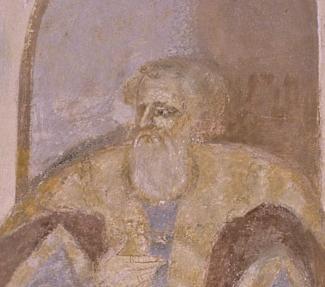 Herzog Friedrich von Schwaben, Detail in der Klosterkirche Lorch; Foto: Staatliche Schlösser und Gärten Baden-Württemberg, Joachim Feist