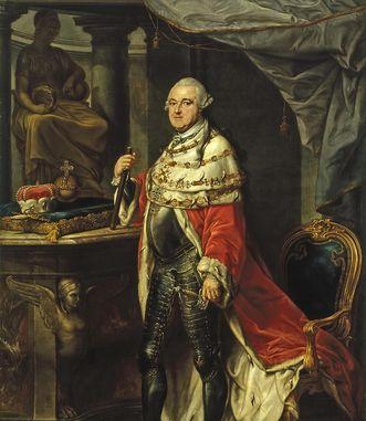Carl Theodor von der Pfalz, Johann Wilhelm Hoffnas nach Pompeo G. Badoni, 1792