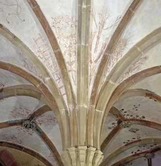 Kapitelsaal von Kloster Maulbronn