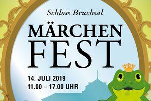 Schloss Bruchsal, Märchenfest 2019
