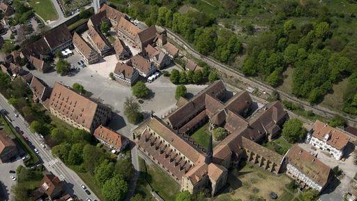 Kloster Maulbronn, Luftansicht