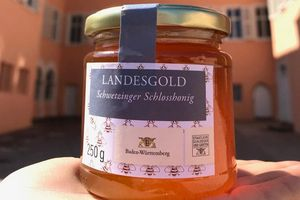 Landesgold Schwetzinger Schlosshonig