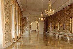 Schloss und Schlossgarten, Südlicher Zirkelbau, Mozartsaal