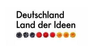 """Logo der Initiative """"Deutschland – Land der Ideen"""""""