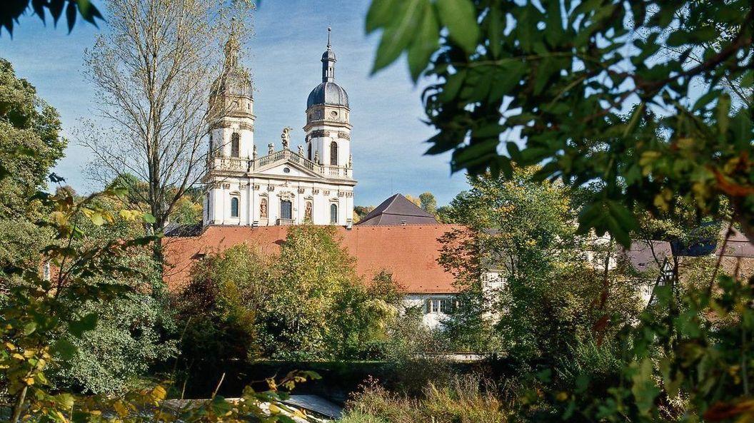 Kloster Schöntal, Außenansicht