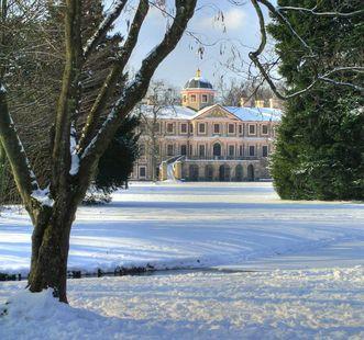 Schloss Favorite Rastatt; Foto: Staatliche Schlösser und Gärten Baden-Württemberg, Gerd Haferkorn