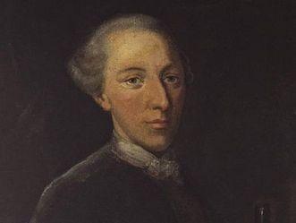 Neues Schloss Tettnang, Porträt Franz Xavers, Angelika Kauffmann um 1760