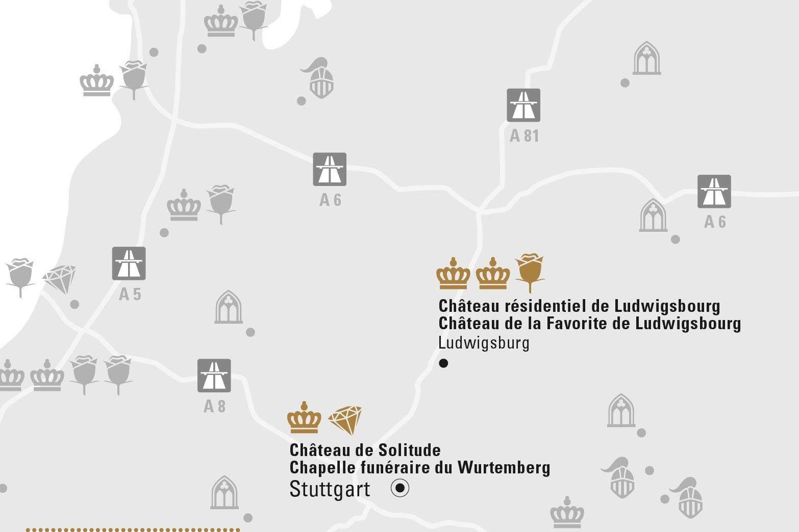 Stuttgart et sa Région