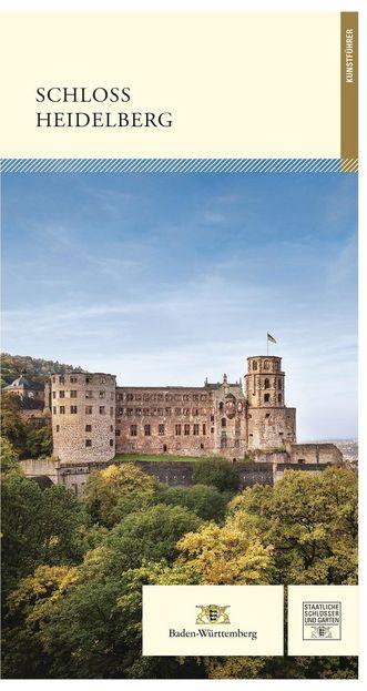 Titelbild Kunstführer Heidelberg