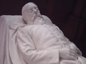 Grabmal des Großherzogs Friedrich I.