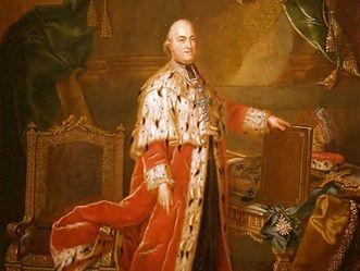 Porträt Wenzeslaus' in herrschaftlicher Kleidung, Heinrich Foelix nach 1776