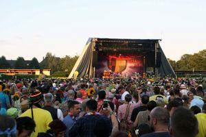 Schloss und Schlossgarten Schwetzingen, Musik im Park 2016; Foto: Provinz Tour GmbH