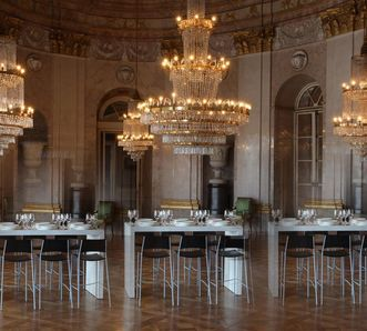 Modernes Catering in historischem Ambiente in Residenzschloss Ludwigsburg