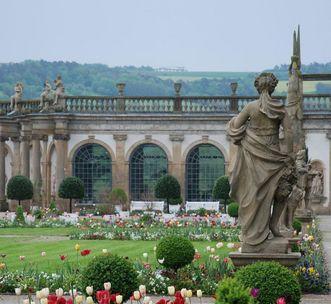 Schlossgarten Weikersheim; Foto: Staatsanzeiger für Baden-Württemberg, Barbara Erbsen-Haim