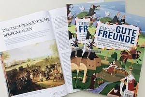 Themenmagazin 2019 der Staatlichen Schlösser und Gärten Baden-Württemberg, Foto: Staatsanzeiger für Baden-Württemberg, Alicia Schatz