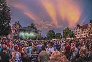 Kloster und Schloss Salem, Salem Open Airs; Foto: Allgäu Concerts GmbH