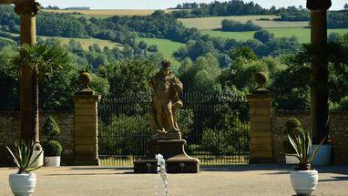Schlossgarten Weikersheim;Foto: Staatliche Schlösser und Gärten Baden-Württemberg, Ortsverwaltung Weikersheim