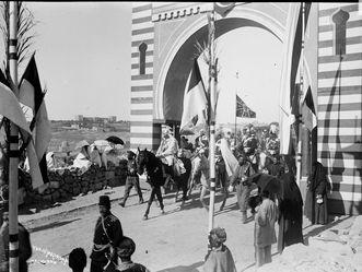 Wilhelma Stuttgart, Kaiser Wilhelm I. in Jerusalem 1898
