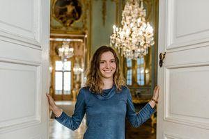 Schloss Solitude, Schlossverwalterin Jasmin-Patricia Hofmann