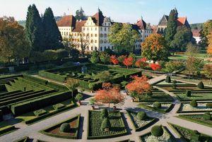 Kloster und Schloss Salem, Außenaufnahme; Foto: Staatliche Schlösser und Gärten Baden-Württemberg, Achim Mende