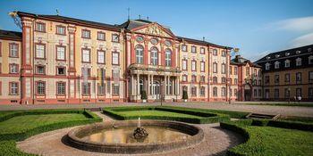 Schloss Bruchsal von außen