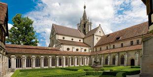 Kloster Bebenhausen, Kreuzgarten